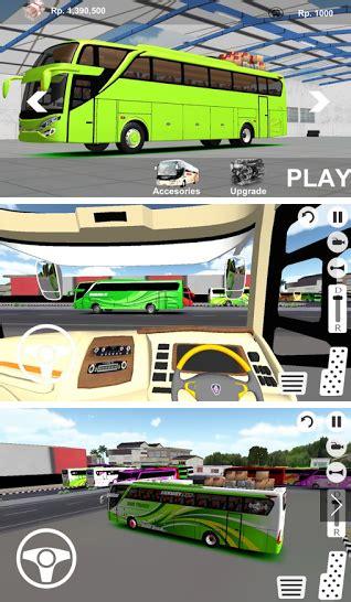 kumpulan game bus simulator terbaik indonesia ringan full version jibrilia