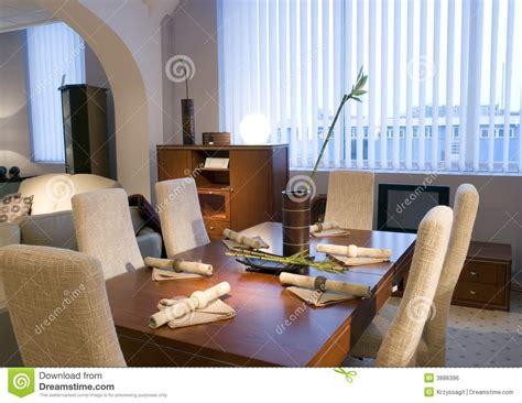 foto sala da pranzo sala da pranzo contemporanea fotografia stock immagine