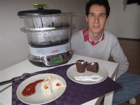 cuisine vapeur seb espace test test produit et avis sur le cuiseur vapeur seb