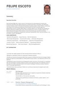 site manager resume templates site manager resume sles visualcv resume sles database