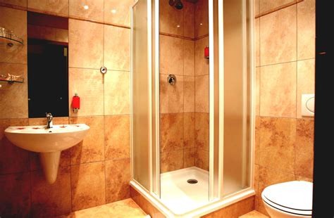 modern simple bathrooms design ideas with cool single sink