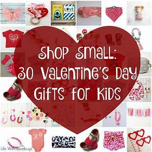 Shop Small: 30 Valentines Day Gifts for Kids - Life With ...