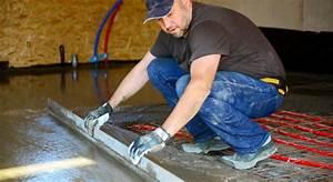 Dosage Pour Faire Du Beton : dosage chape beton finest bton imprim u beton decoratif ~ Premium-room.com Idées de Décoration