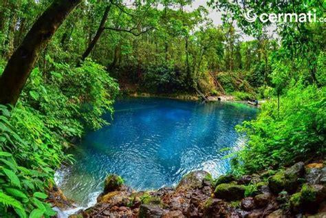 surga wisata alam tersembunyi  indonesia  keren