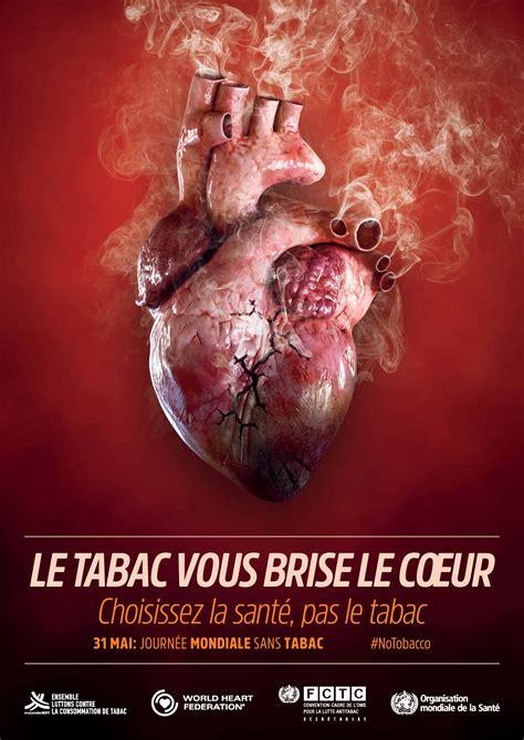 tabac coeur  sante linflux