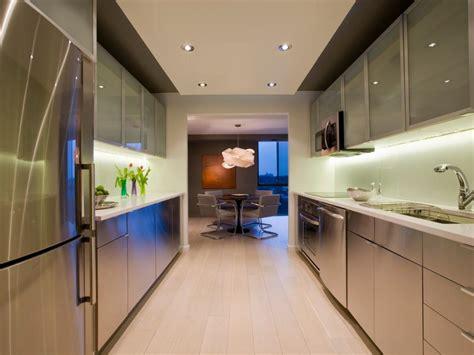 galley kitchen ideas makeovers galley kitchen remodel ideas hgtv