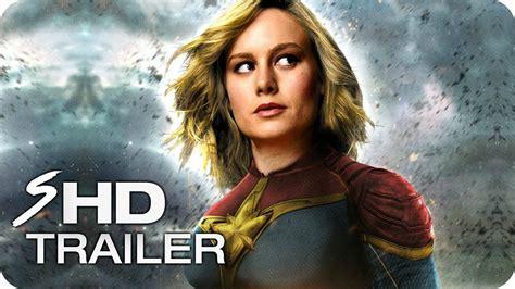 Captain Marvel (2019)  Brie Larson Teaser Trailer (leaked