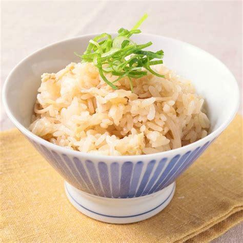 新 生姜 ご飯