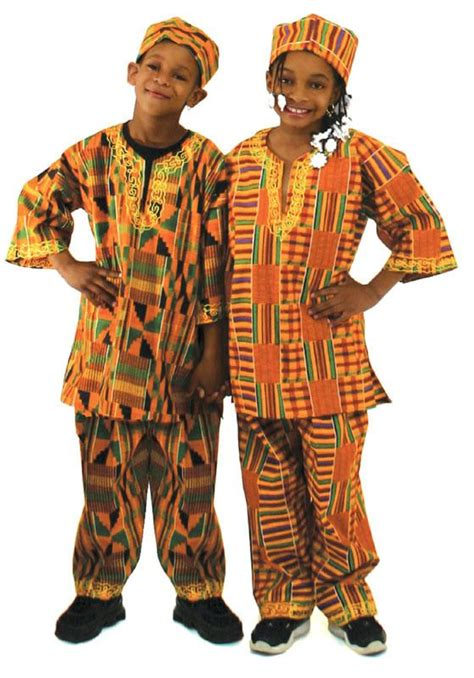 a list of african fashion stores for children african