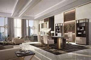 Luxury, Office, Design