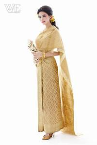 thai wedding dress thai dress traditional With thai traditional wedding dress