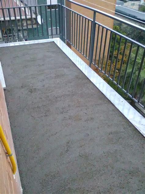rifacimento terrazzo foto rifacimento balcone di grandi costruzioni s r l
