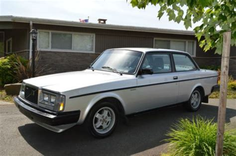 sell   volvo  glt turbo coupe restored