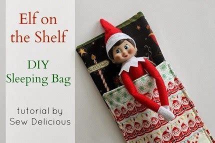 tutorial sleeping bag   elf   shelf sewing