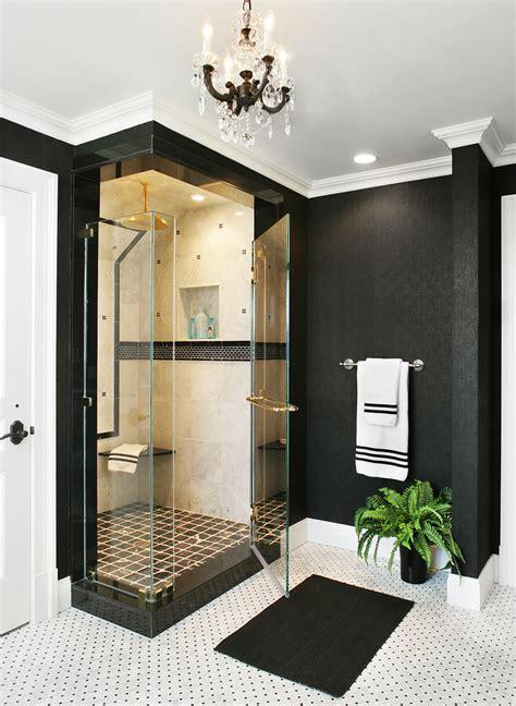 23+ Black And Gold Bathroom Designs, Decorating Ideas