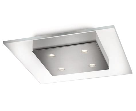 square led ceiling lights philips instyle matrix led square ceiling light 4 x 2 5w
