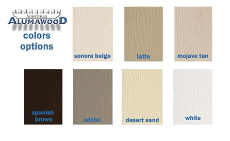 alumawood color formulas alumawood