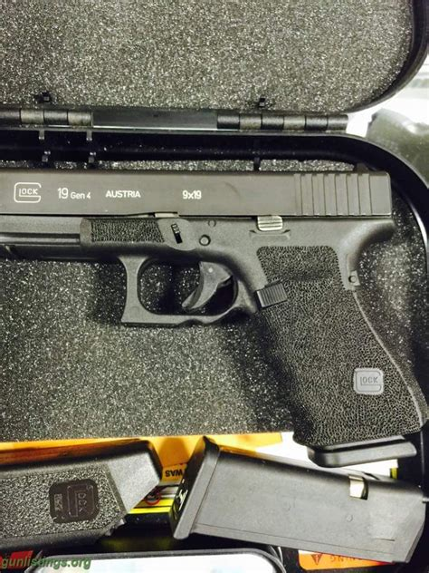 Pistols Reduced Price Glock 19 Gen 4