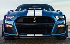 760 cavalos de potência no novo Mustang Shelby GT500 2020 - Fusne