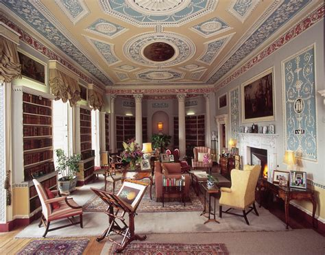library newby hall