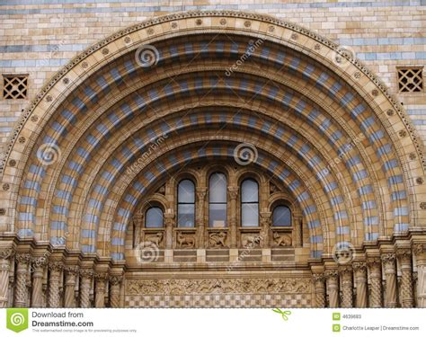 Architectural Arch Stock Photos  Image 4639683