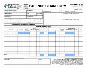 Excel Travel Expense Template 5 Simple Expense Report Template Sampletemplatess