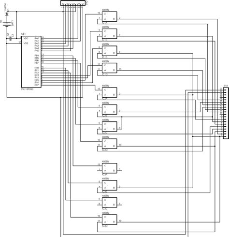 Usb Wire Schematic by Single Usb Wiring Diagram Motherboard Usb Wiring Diagram