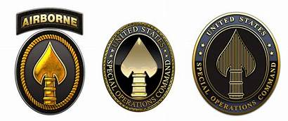 Special Operations Command Insignia Ussocom States United
