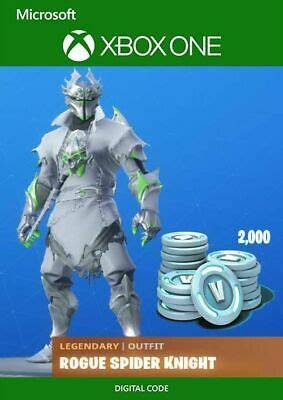 fortnite legendary rogue spider knight outfit