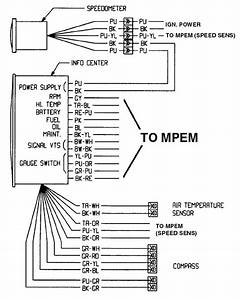 1999 Seadoo Gtx Electrical Schematic