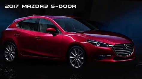 Mazda3 5 Door  20192020 New Car Release Date