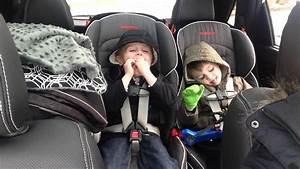 2014 Kia Sorento - 3 Car Seats