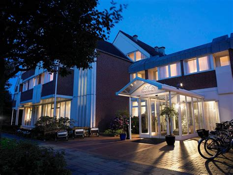 Hotelfloerkeeingang  Hotel Flörke