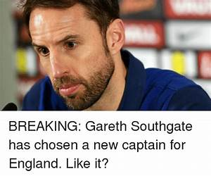 BREAKING Gareth Southgate Has Chosen a New Captain for ...