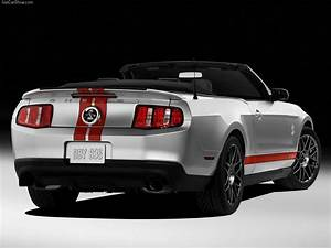 Cars Library: Ford Mustang Shelby GT500 Convertible (2011)