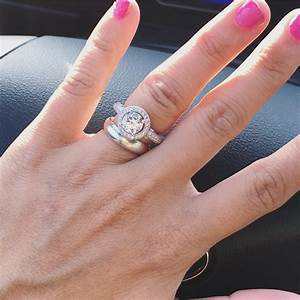is my engagement ring too gaudy big for my hands With gaudy wedding rings