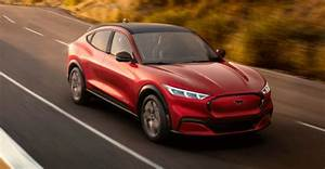 The 2021 Ford Mustang Mach-E all-electric SUV driving pleasure   Electric Hunter