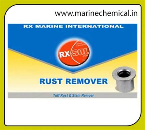 rust remover shipping inr orders