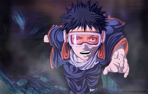 Wallpapers in ultra hd 4k 3840x2160, 1920x1080 high definition resolutions. naruto shippuden goggles anime boys uchiha obito tobi reaching out 1900x1207 wallpaper High ...