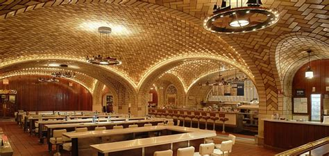 Guastavino Tiles Grand Central by The Soaring And Nearly Forgotten Arches Of New York City