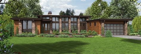 shaped house plan house contemporary house plans