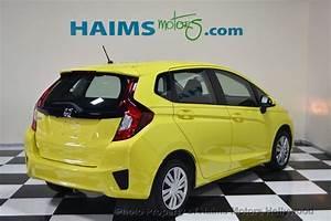 2015 Used Honda Fit 5dr Hatchback Manual Lx At Haims