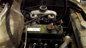 Bmc B Series 1500cc Engine Twin Carbs Riley One Point Five