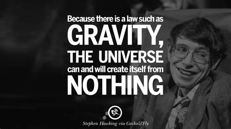 16 Quotes By Stephen Hawking On The Theory Of Everything