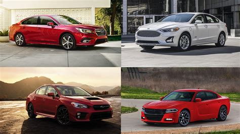 8 Best All-wheel-drive Sedans Of 2018 Under ,000