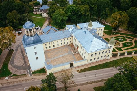 Krustpils pils un Jēkabpils Vēstures muzejs - Jēkabpils rezidence