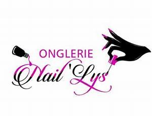 Onglerie NailLys logo design - 48HoursLogo.com