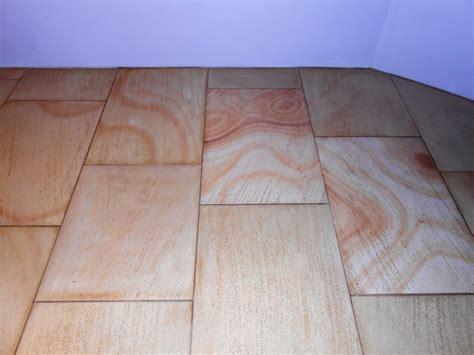 sandstone floor milled in lancaster tile doctor