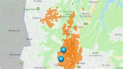 ausgrid apologises   homes  sydneys upper