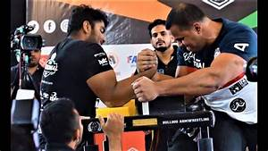 Arm Wrestling Champion Of Champions In Bcai National 2019